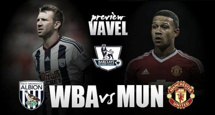 West Bromwich Albion - Manchester United Preview: Reds search for fifth straight win