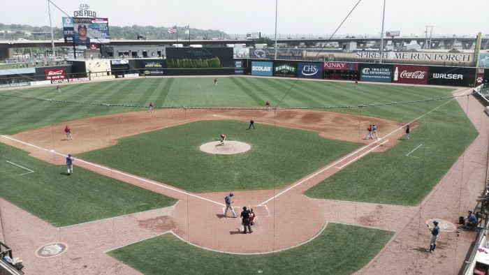 St. Paul Saints wrap up exhibition season with 6-3 win over Fargo-Moorhead Redhawks