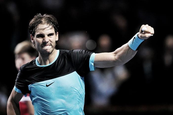 ATP Basel: Big stars amongst those in action