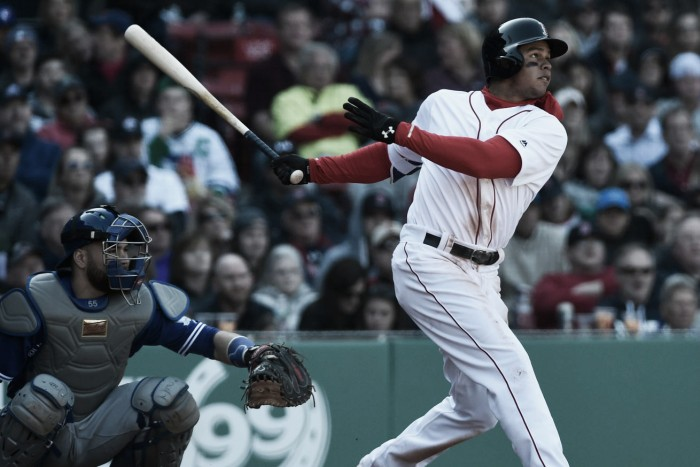 Could Marco Hernandez be a key contributor at third base for the ...