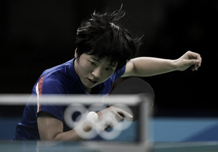 Ding Ning wins gold in all-China women's table tennis final