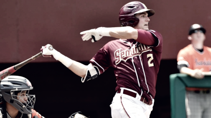 Red-Hot Florida State Seminoles walk-off winners over Sam Houston State, 7-6