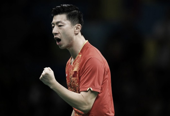 Rio 2016: Ma Long stuns Jike Zhang with straight sets victory for ...