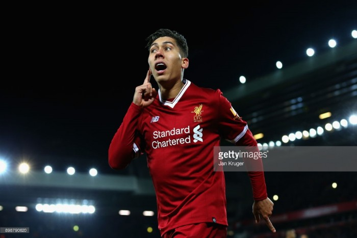 """Liverpool forward Roberto Firmino only interested in winning rather than """"revenge"""" against Spurs"""