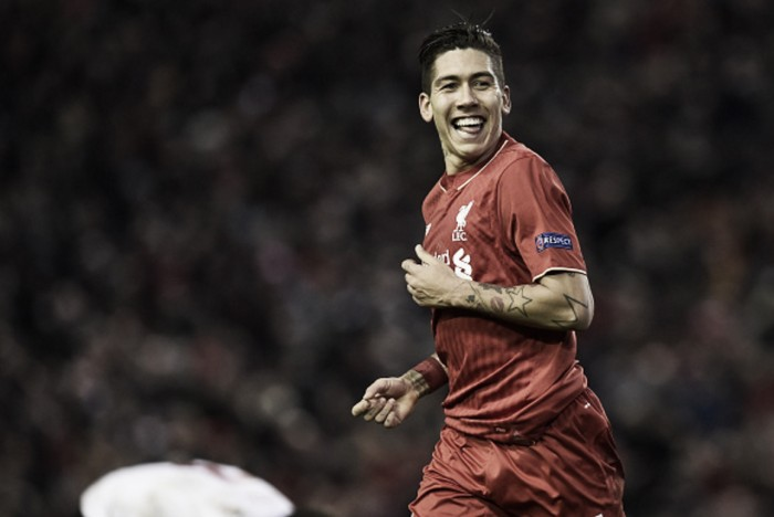 Roberto Firmino out of Liverpool's trip to Southampton with hamstring injury