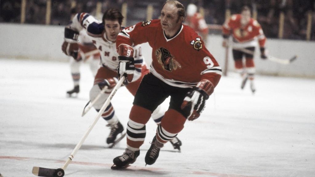 Jugadores legendarios de la NHL: Bobby Hull