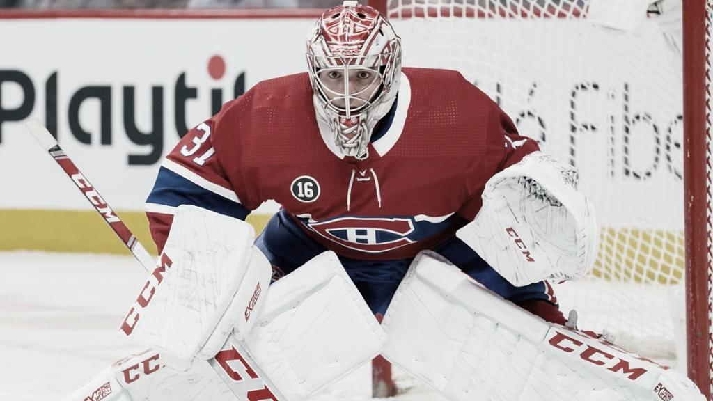 Bombazo en la NHL: Carey Price ingresa voluntariamente en el programa de ayuda al jugador de la NHL