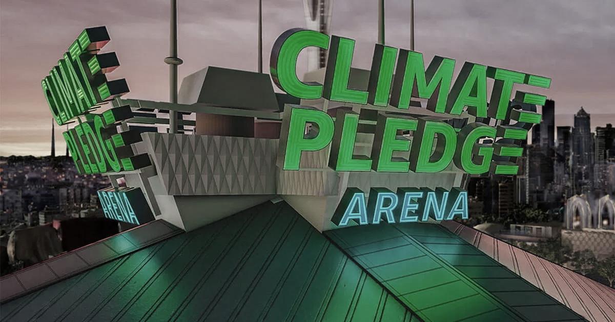 Amazon se asocia con la NHL para dar nombre al antiguo Key Arena de Seattle