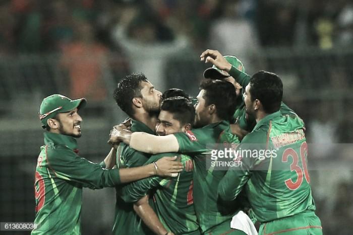 Bangladesh vs England - 2nd ODI: Mortaza wins battle of captains as Bangladesh square series