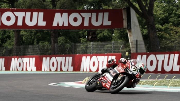 Superbike, Imola: Davies trionfa anche in Gara 2