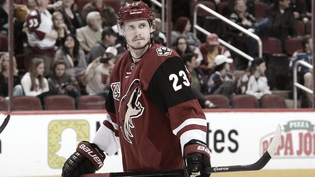 Ekman Larsson recuperado, podrá ayudar a los Coyotes en la reanudación de la NHL