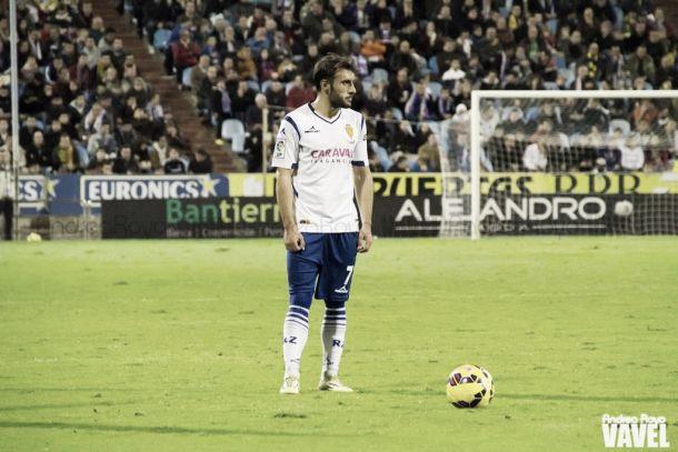 """Eldin Hazdic: """"La Segunda División es muy larga e igualada. Tenemos tiempo para todo"""""""