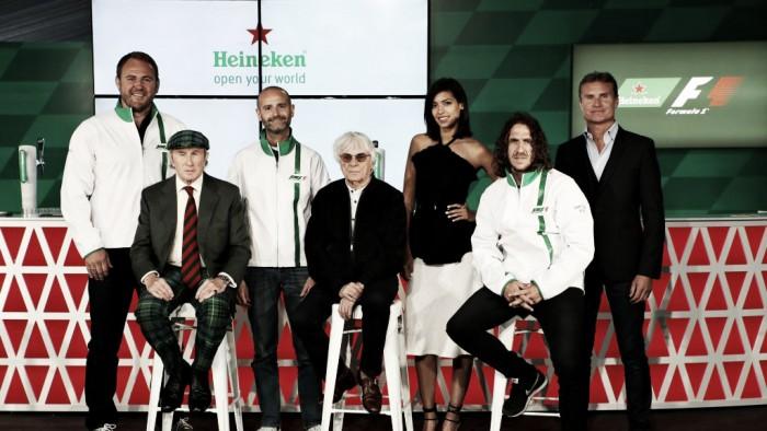 Nuovo sponsor per la Formula 1: ecco Heineken