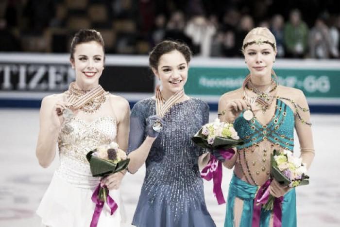 Mondiali Boston, si impone Medvedeva: oro e record