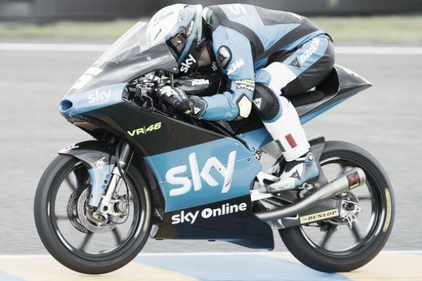 Moto3, Fenati vince a Le Mans. Podio tutto italiano