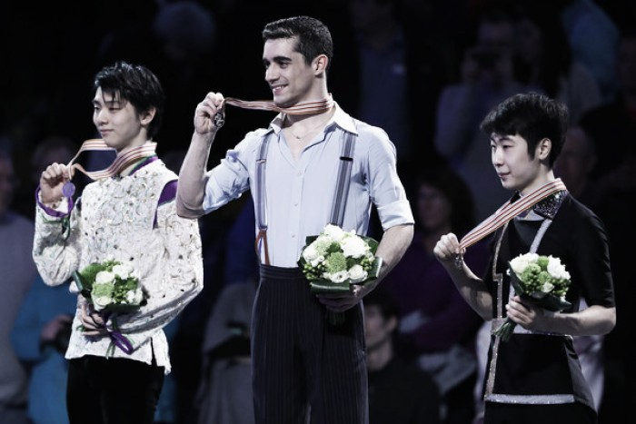 Mondiali Boston, Fernandez batte Hanyu e vince il titolo