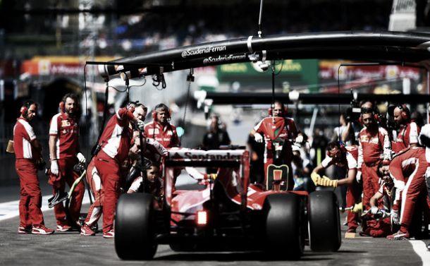 """Ferrari, Vettel: """"Le cose possono cambiare"""". Raikkonen: """"Faremo del nostro meglio"""""""