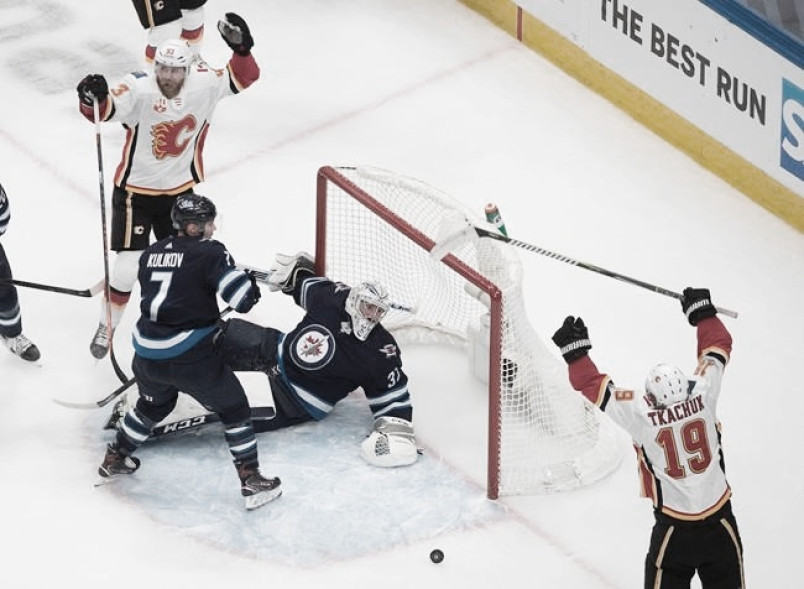 Los Flames clasificados, mientras que Vancouver y Columbus están a un paso