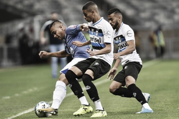 """Grêmio perde com equipe composta por garotos e eles lamentam: """"Não foi dessa vez"""""""