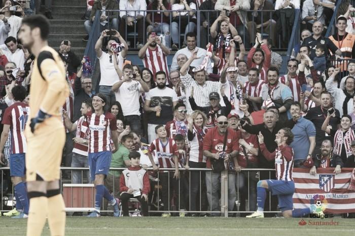 Resumen Atlético de Madrid 16/17: el mejor partido