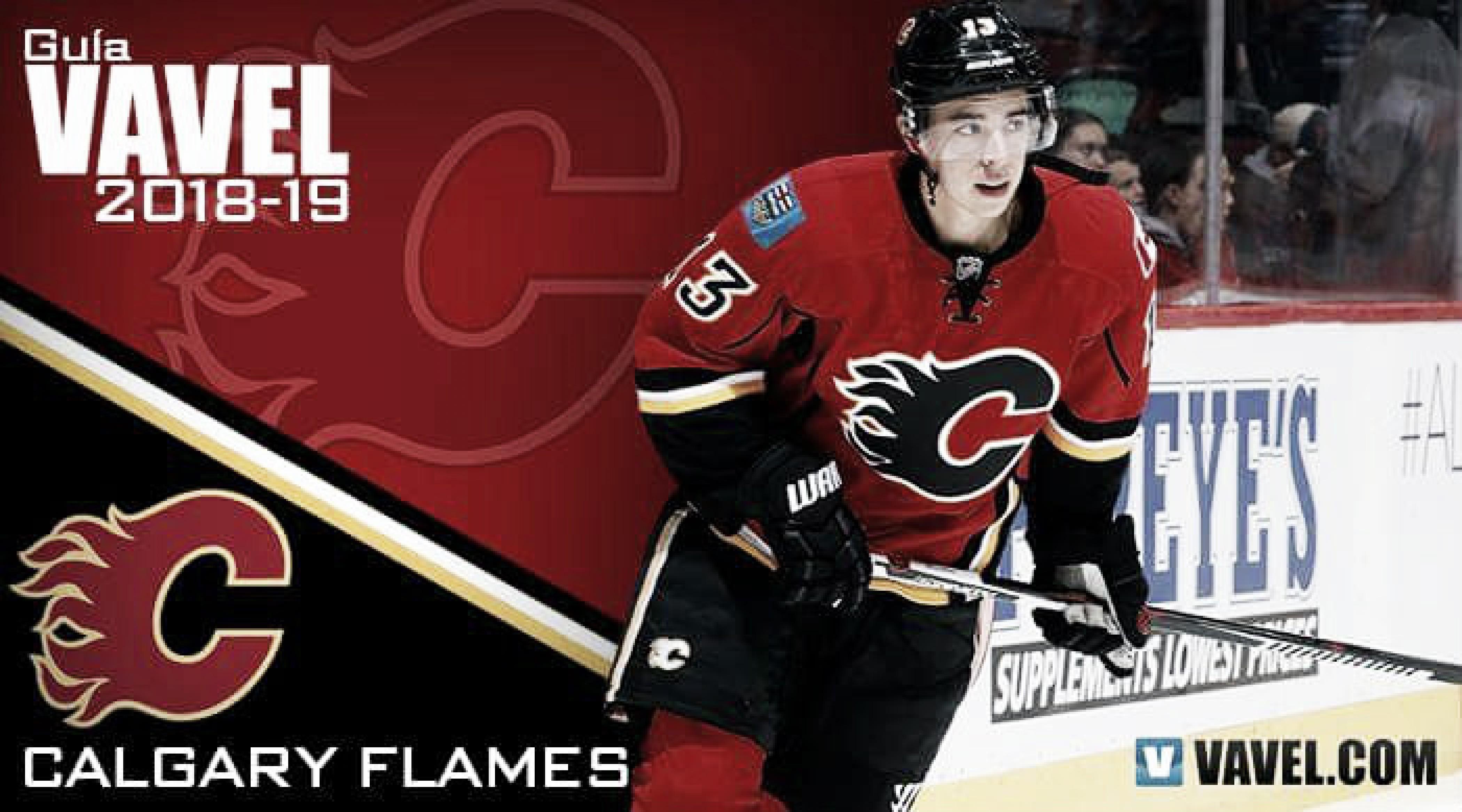 Guía VAVEL Calgary Flames 2018/19: el objetivo son los playoffs