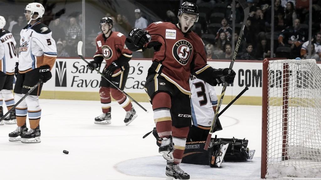 "Los Stockton Heat se ""mudan"" de California a Calgary"