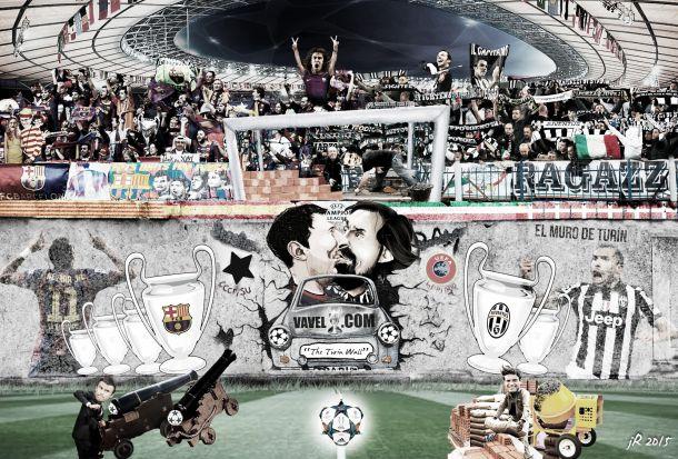 Juventus x Barcelona na final da «Champions»: em busca do «treble» sagrado