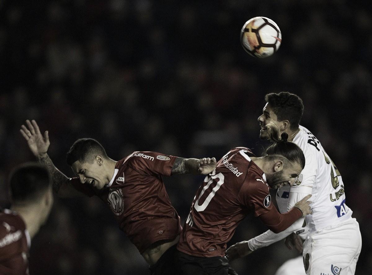 La Conmebol le dio el partido a Independiente