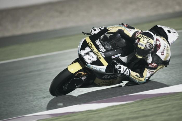 Moto2, Losail: Luthi vince in volata la gara delle penalità