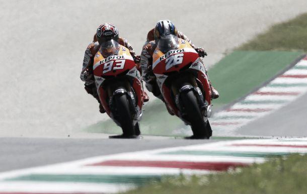 """Honda verso Assen, Márquez: """"Barcellona è alle spalle"""". Pedrosa: """"Importante riprendere fiducia"""""""