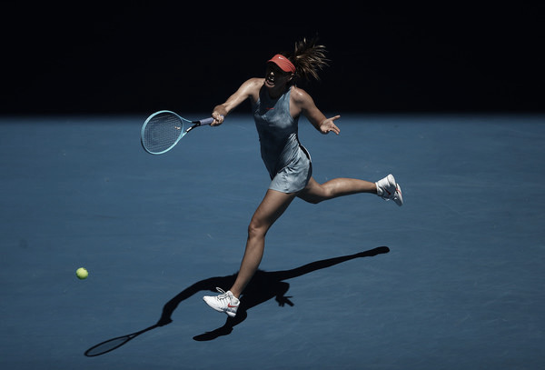 Sharapova no disputará los torneos de Madrid y Roma
