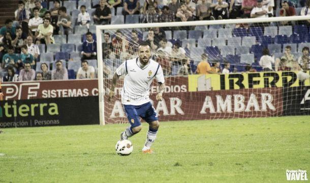 """Mario: """"El Real Zaragoza tiene que ganar porque son tres puntos importantes"""""""