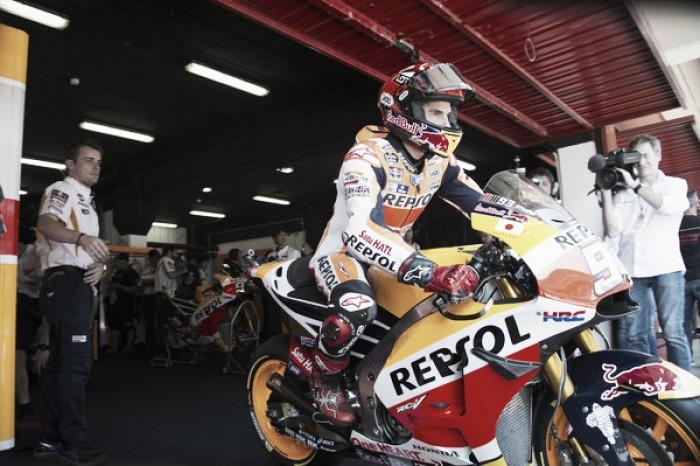 Barcellona, stratosferica pole di Marquez, Rossi quinto