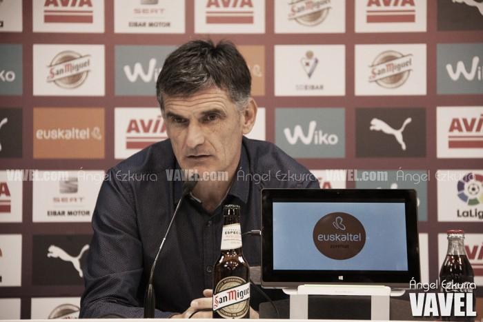 """Mendilibar: """"Si ganamos esta eliminatoria, podemos pensar en ganar la Copa"""""""