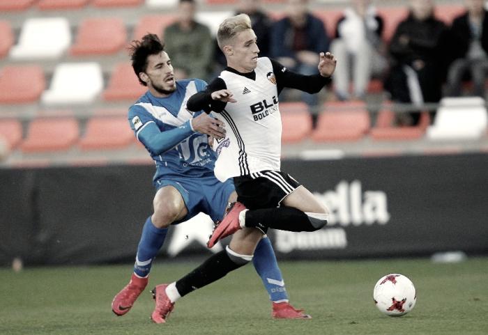 Previa Valencia Mestalla - SCR Penya Deportiva: escapar de la presión del descenso