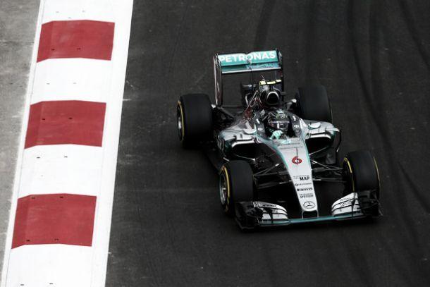 Messico, nuova pole per Nico Rosberg