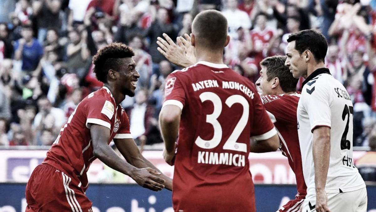 Resumen Friburgo 0-4 Bayern Múnich Bundesliga 2018