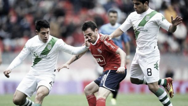 Independiente igualó 1-1 ante Banfield