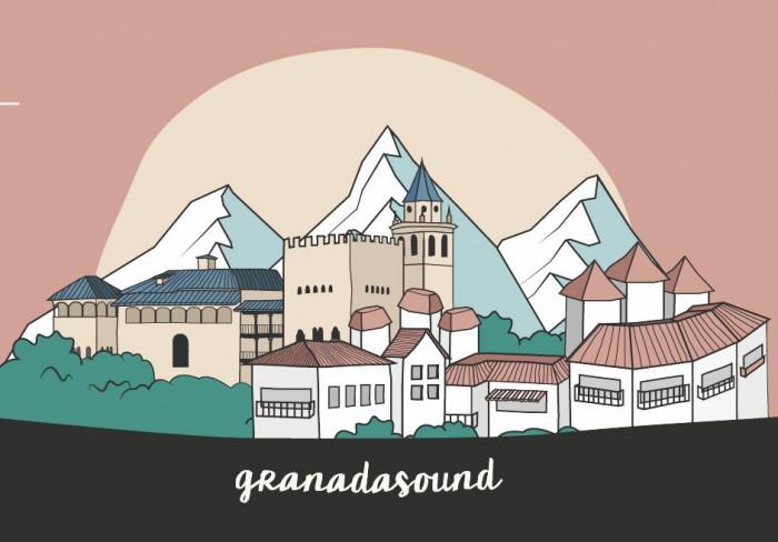 Todo listo para que las estrellas 'alhambren' al Granada Sound