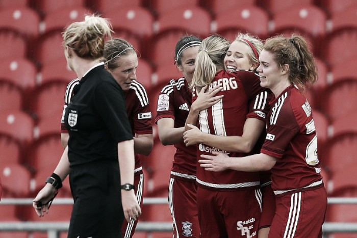 WSL 1 - Week 10 Round-Up: City extend their lead at the top