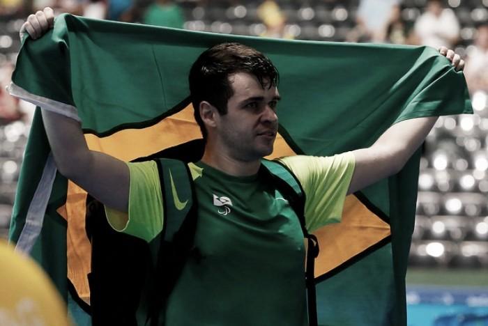 Prata no tênis de mesa individual, Israel Stroh destaca crescimento técnico dos esportes paralímpicos