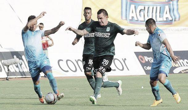 Atlético Nacional - Jaguares FC: Duelo con realidades distintas