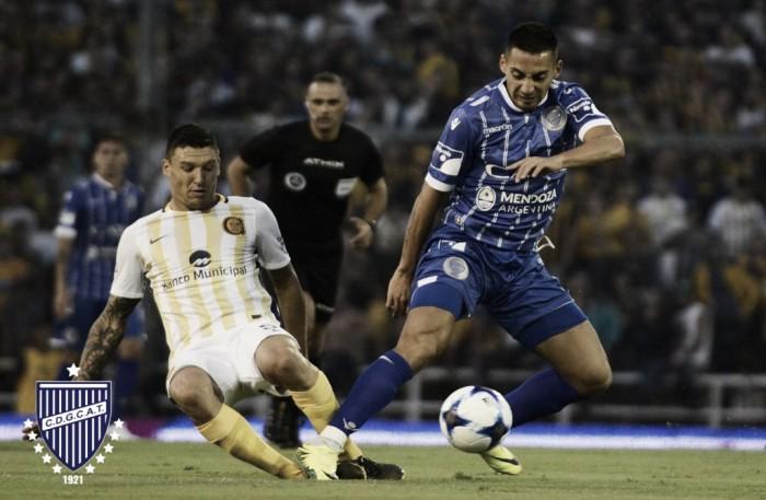 Godoy Cruz se llevó tres puntos en Rosario