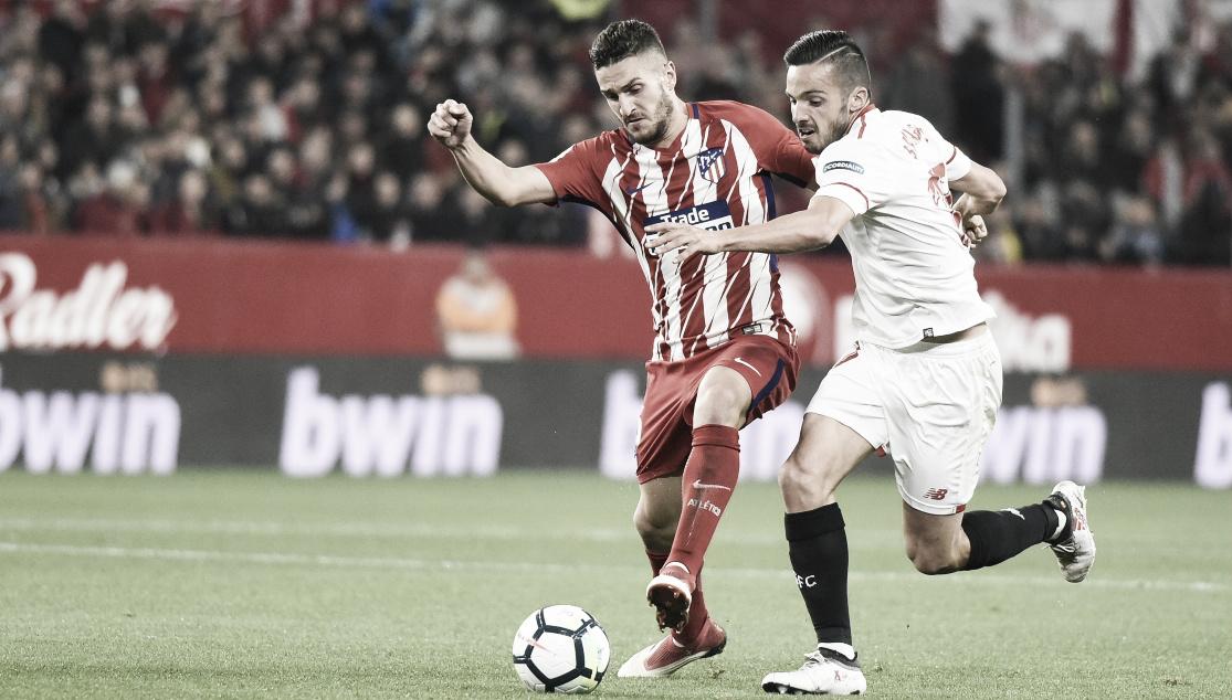 Previa Sevilla vs Atlético de Madrid: el regalo de reyes pasa por el Pizjuán