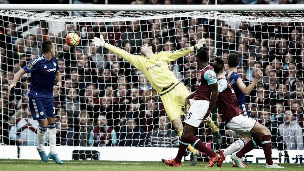 West Ham vence Chelsea e assume vice-liderança da Premier League