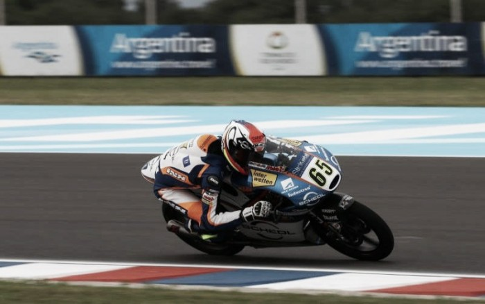 Moto3, Austin: prima pole in carriera per Öttl