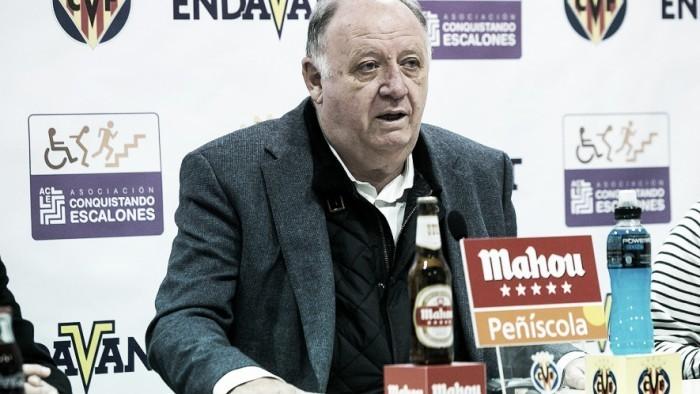 """José Manuel Llaneza: """"La plantilla está cerrada"""""""