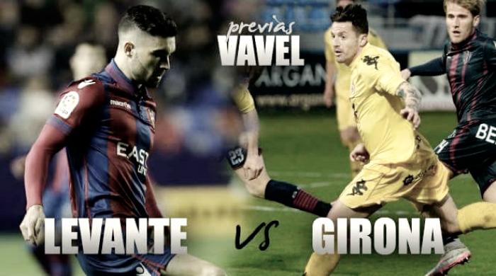 Previa Girona FC- Levante UD: la importancia del triunfo moral