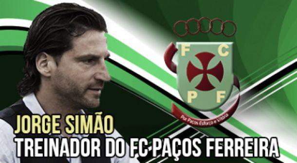 Paulo Fonseca no SC Braga, Jorge Simão no Paços de Ferreira