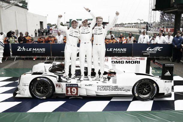 Rivivi con Vavel la 24 Ore di Le Mans 2015
